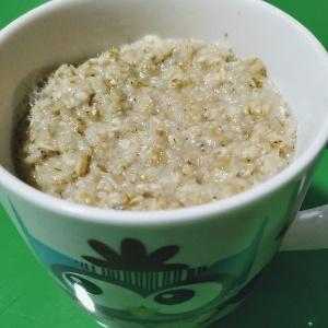 porridge de avena