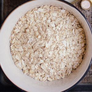 Recetas BLW con harina de avena integral
