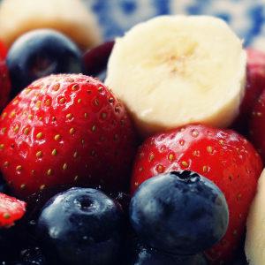 recetas BLW con fruta